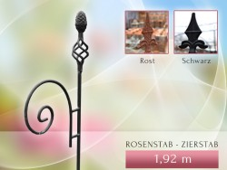 Rosenstab - Zierstab 1,92 m