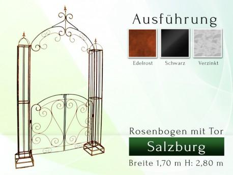 Rosenbogen Torbogen Pergola SALZBURG