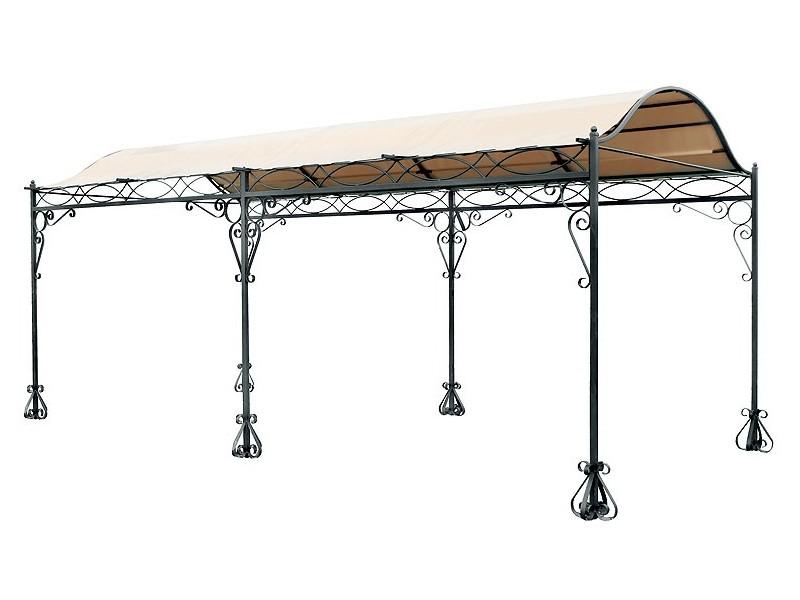massiver carport pavillon garden and pools. Black Bedroom Furniture Sets. Home Design Ideas