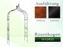 Rosenbogen Madrid Breite 1,40 m