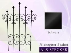 Pflanzgitter Spalier Rosengitter Breite 93 cm