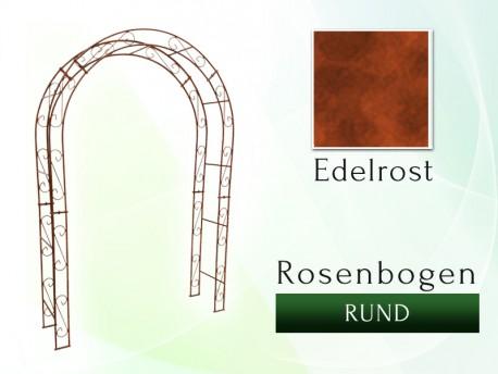 Rosenbogen Pergola Metallrosenbogen  RUND 1,40 m
