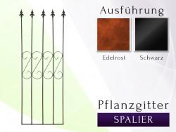 Altbewährte Pflanzgitter / Spalier  / Rankgitter Höhe 1,40 - 1,60 m