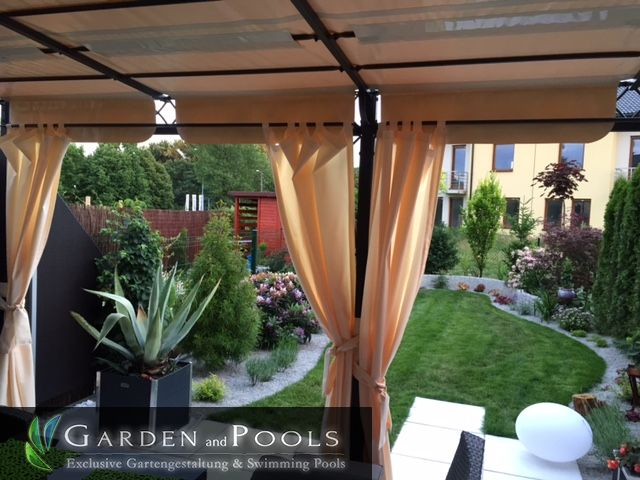 terrassen berdachung metall berdachung pergola laube terrasse markise ebay. Black Bedroom Furniture Sets. Home Design Ideas