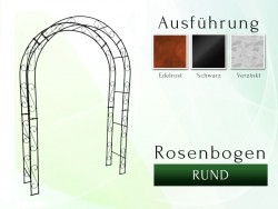 Rosenbogen HOLLAND Rund B 1,40 m