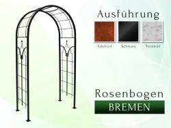 Rosenbogen Pergola Metallrosenbogen Gartenbogen Rosensäule Bremen