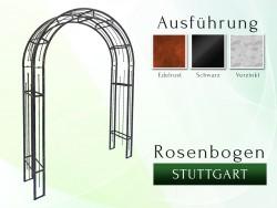Rosenbogen Pergola Metallrosenbogen Gartenbogen Rosensäule Stuttgart