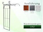 Wandrosenbogen LINZ Breite 1,60 m