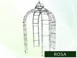 "Pavillon ""ROSA"" Ø 200 cm / Ø 250 cm"