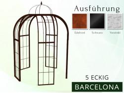 "Pavillon ""BARCELONA"" 5-eckig"