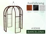"Pavillon ""BARCELONA"" 4-eckig"