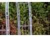 Rosenbogen Stuttgart Eisen Massiv Rosenbogen für deinen Garten, erhältlich in drei Varianten: Rost, Verzinkt oder Schwarz