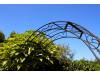 Rosenbogen Paris Lilie B 2,60 m Eisen Massiv Rosenbogen für deinen Garten, erhältlich in drei Varianten: Rost, Verzinkt od...