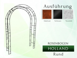 Rosenbogen HOLLAND Rund