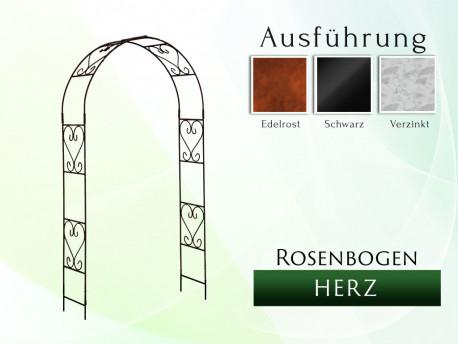 Rosenbogen HERZ