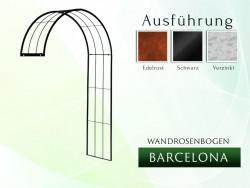 Wandrosenbogen Barcelona